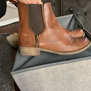 Rocket dog ankle booties